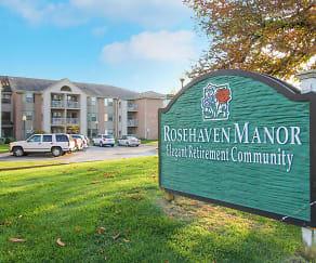 Rosehaven Manor, Rosehaven Manor Senior Living
