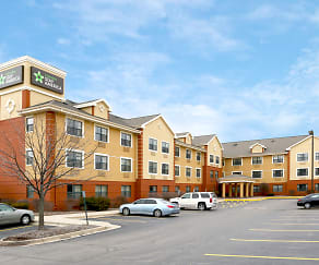 Building, Furnished Studio - Chicago - Woodfield Mall