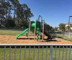 Playground, Kitterman Woods Apartments