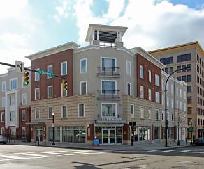 Building, 22 Exchange