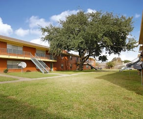 Building, Forest View Apartments/Baytown