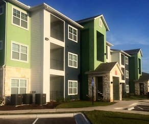 Beautiful exteriors and landscaping!, William Cannon Apartment Homes