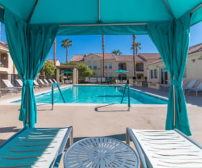 Pool, Silverhawk Apartment Homes at La Quinta