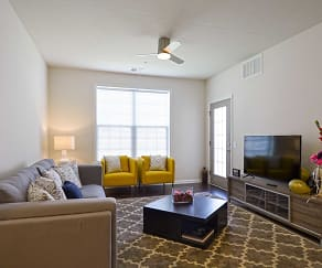 Living Room, Cedar Park Community
