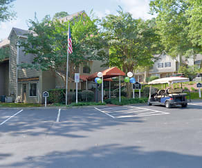 Leasing Office, Edwards Mill Townhomes and Apartments