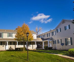 Building, Peppertree Park Townhomes