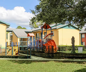 Playground, Boca Club Apartments