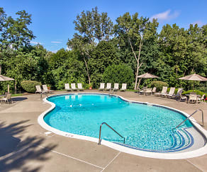 Pool, Capitol View Apartments