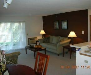 Living Room, Autumn Glen Apartment Homes