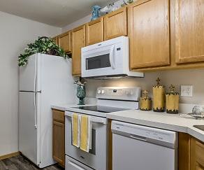 Kitchen, Tranquility Pointe