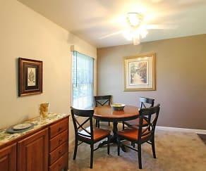 Dining Room, Stonebridge Apartment Homes