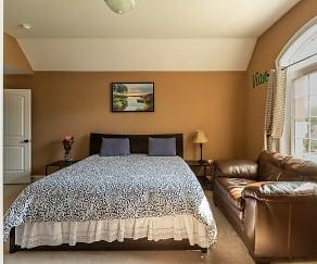 Bedroom, 18 Winding Lane