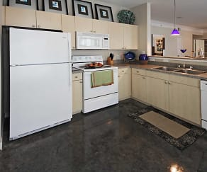 Kitchen, The Saulet