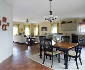 Dining Room, Aspen Heights -PER BED LEASING