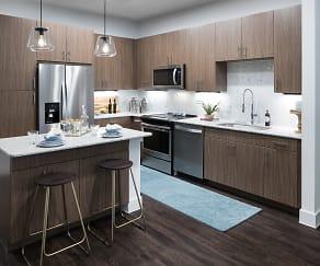 Kitchen, Essence on Maple