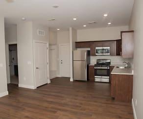Kitchen, Hopkins Commons