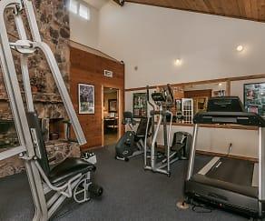Fitness Weight Room, Wind Tree