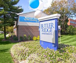 Community Signage, Butler Ridge
