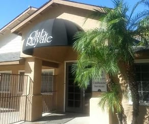 Club Royale, Downtown, Rialto, CA