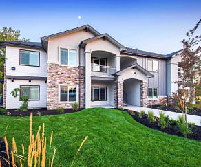 Building, Eagle River Luxury Living