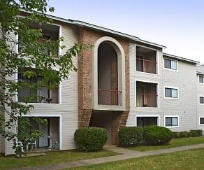 Building, Court Woods Apartments
