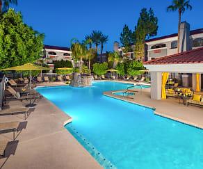 Pool, San Marin At The Civic Center