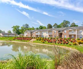 Lake, Britt Lake Apartments