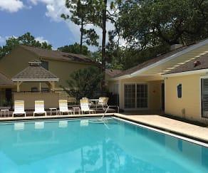 Pool, Douglaston Villas and Townhomes
