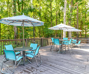 Patio / Deck, Lakes At Harbison
