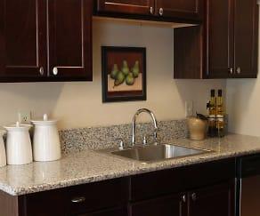 Kitchen, Granite Cliffs