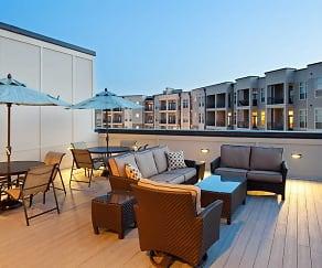 Sky Lounge, Lofts at Weston Lakeside Apartments