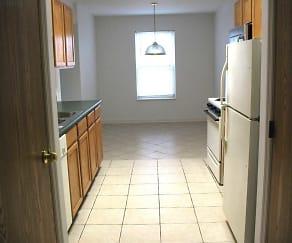 Kitchen, Windridge Apartments