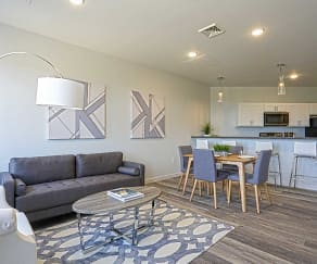 Living Room, Center North