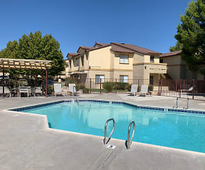Pool, Desert Heights Apartments