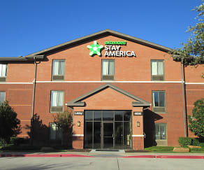 Community Signage, Furnished Studio - Dallas - Plano Parkway - Medical Center