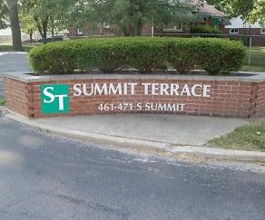 Community Signage, Summit Terrace