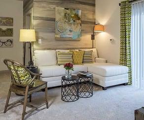 Living Room, City Vista