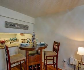 Dining Room, Indigo Park