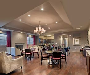 Dining Room, The Woods East Windsor Senior LIving