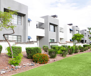 Building, Vaseo Apartment Homes