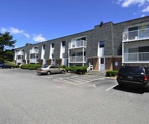 Building, East Shore Apartments
