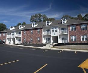 Building, Forrest Hills Apartments