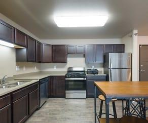Kitchen, Westdale Apartments
