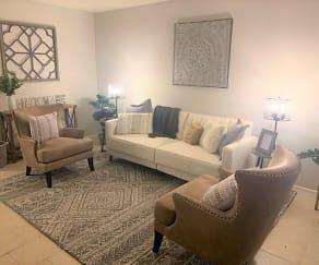 Living Room, Briar Court