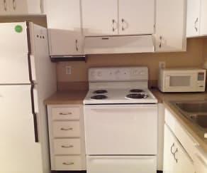 Kitchen, 705 Russell Ln Apt 212
