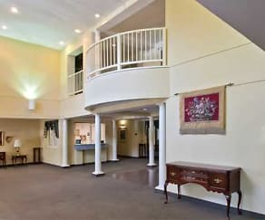 Foyer, Entryway, Pin Oak Village for Seniors Age 55 & Older
