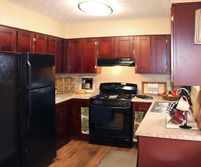 Kitchen, The Life at Windy Hill