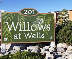 Building, The Willows at Wells Senior Community