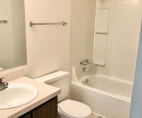 Bathroom, La Verde