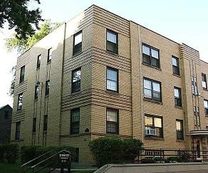 Building, Bennett Apartments